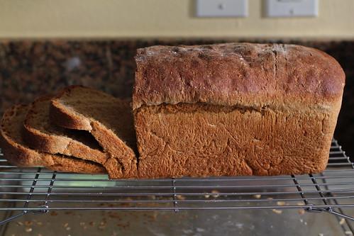 sliced loaf