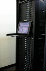Old High-performance Computing (HPC) server