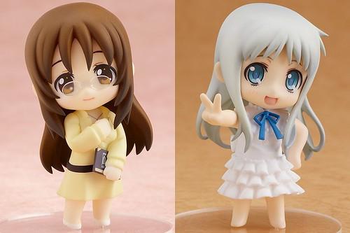 Nendoroid Petit Yamanaka Sawako and Honma Meiko