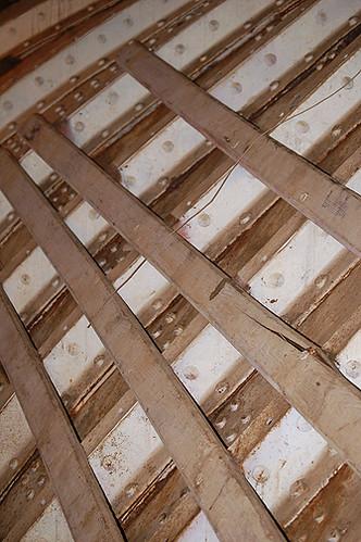 frames tween deck