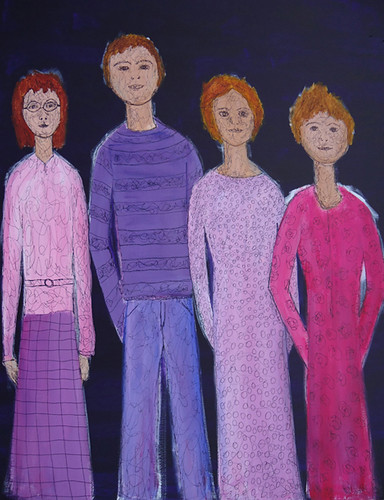 Suzy_Meet the Gingers by Kim Noble