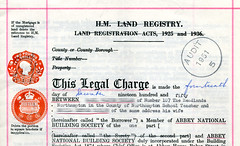 Legal stamps – Legal Charge