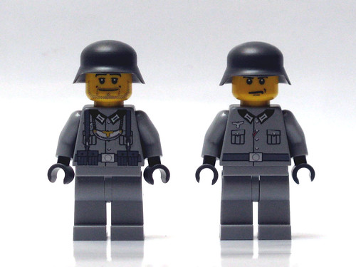 BRiCKiZiMO custom german minifigs