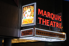 Follies @ Marquis Theatre on Broadway