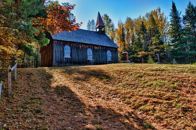 The Rockingham Church