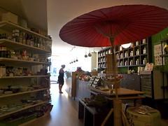 Miyako tea and sushi, Haarlem
