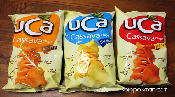 UCA Cassava Chips