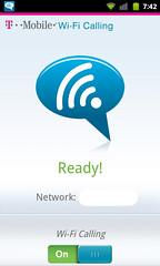 T-Mobile Wi-Fi Calling