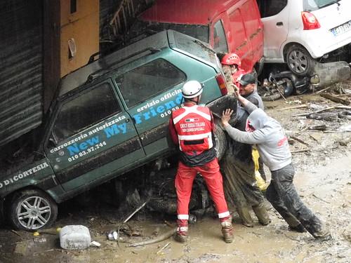 Alluvione Genova 14 by Genova città digitale