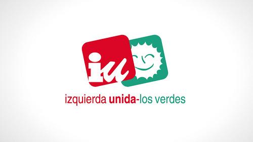 Logo de IU-Los Verdes para estas elecciones