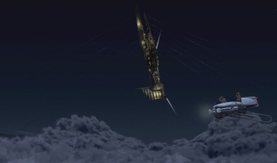 Last Exile ~Fam, The Silver Wing~ Episode 1: A Synopsis and Review