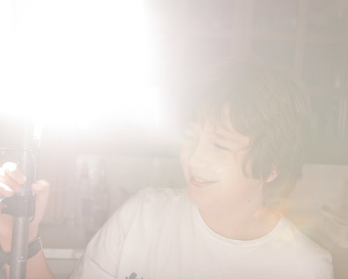 Connor Being A Light Unto The World by Doha Sam