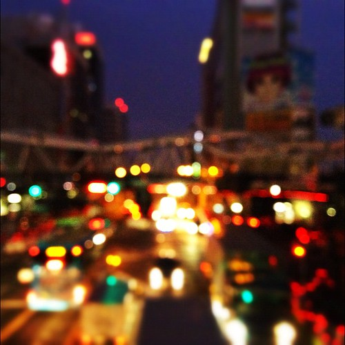 目を凝らしてみてごらん! #night #iphonography #instagram #iphone4s
