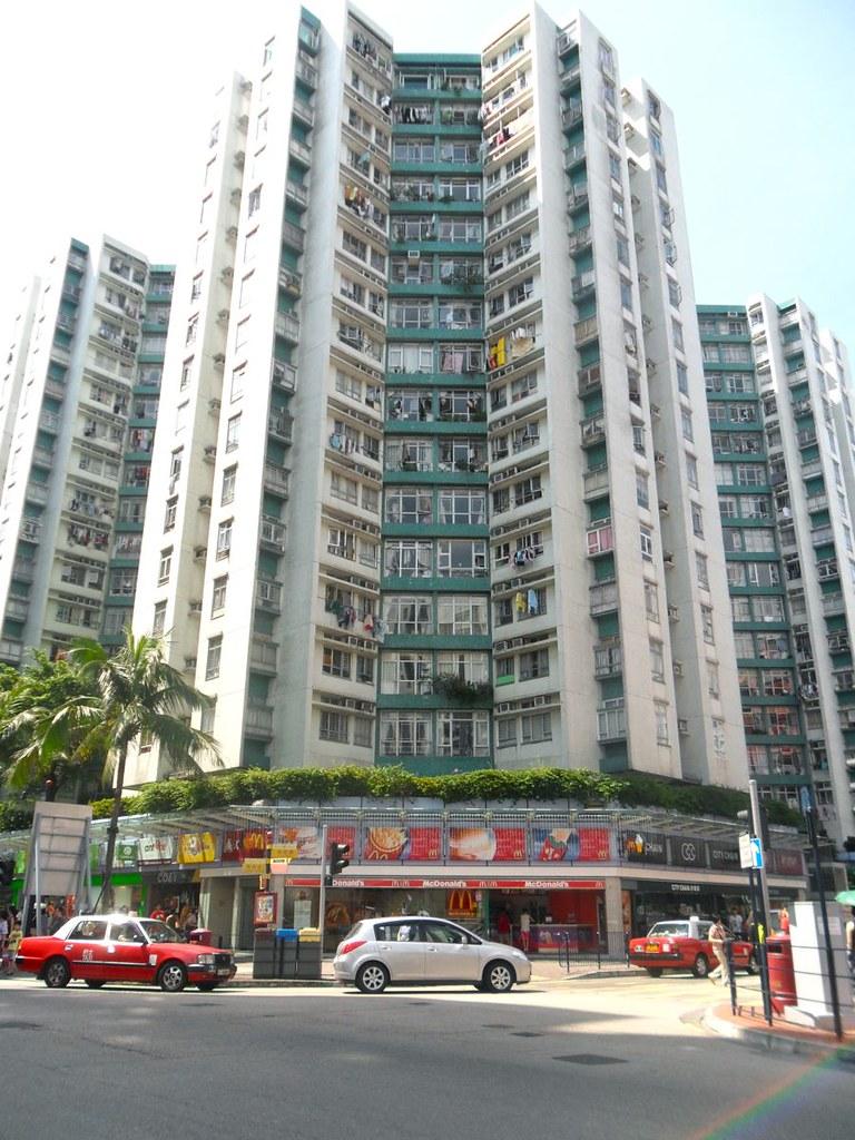 Hung Hom flats