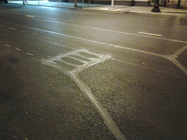 Bicycle traffic sensor