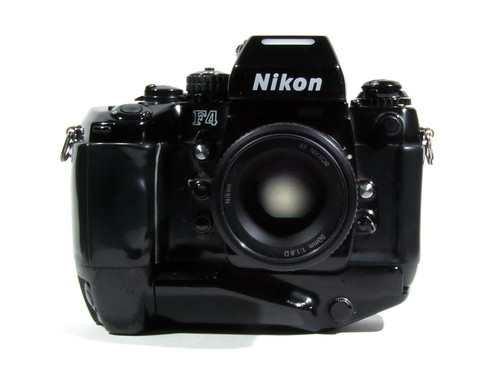 Nikon F4s version High Speed Pack batterie MB-21