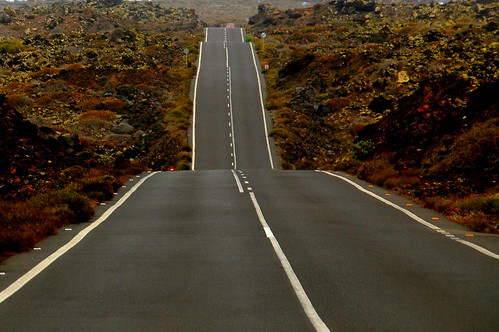Chapter 8 - Lanzarote, another time, another Earth (#1): Welcome to the black land