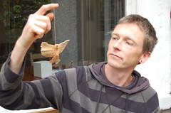 Steve's fan bird