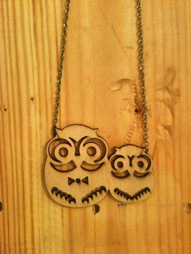 Necklace Owl 2