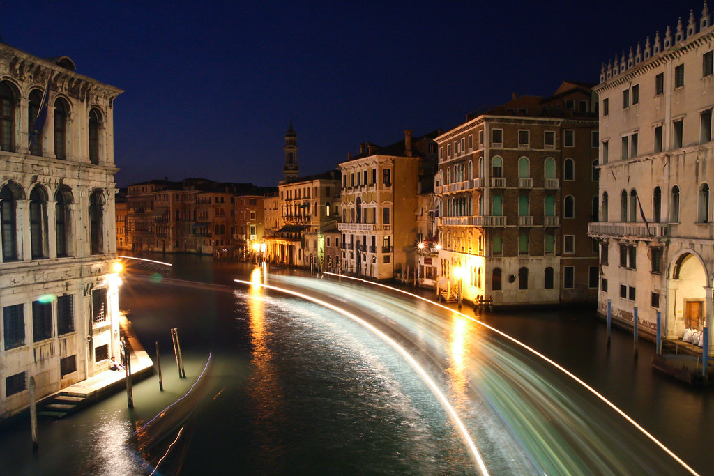 venice long exposure