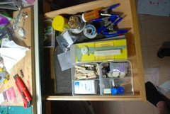 Right hand drawer