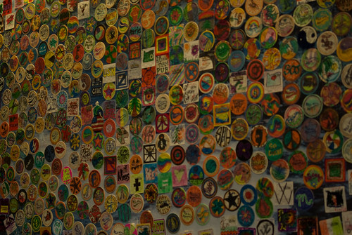 coaster wall