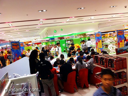 Toy Kingdom Gundam Modelling Contest Awarding Ceremony July 2011 (11)