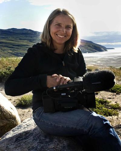 Documentary Filmmaker Corina Gamma