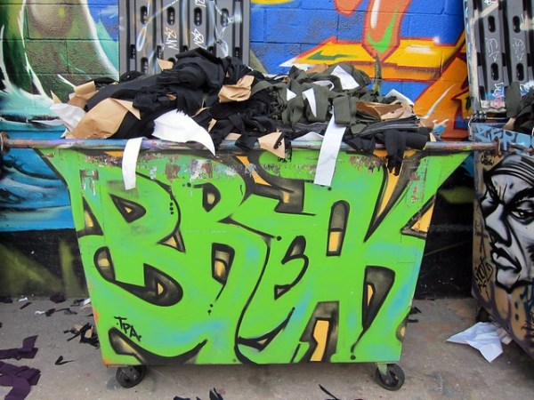 5Pointz: Break