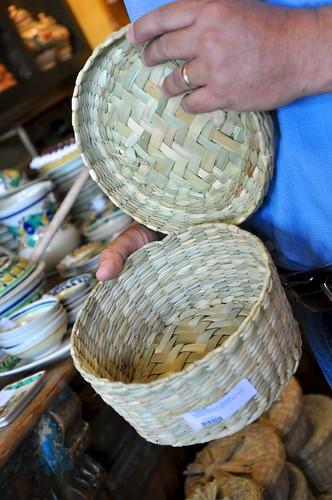 tortilla basket open top