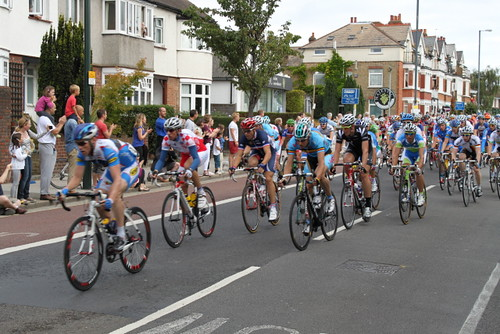 London Surrey Cycle Classic hits Twickenham