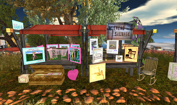 Designer Kidz & Weekend Salvage