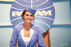IMG_3008 - Pan Am stewardess