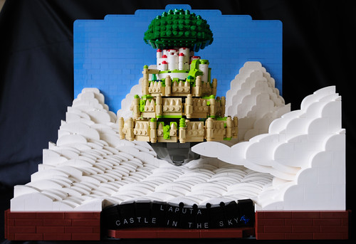 Castle in the Sky - Laputa