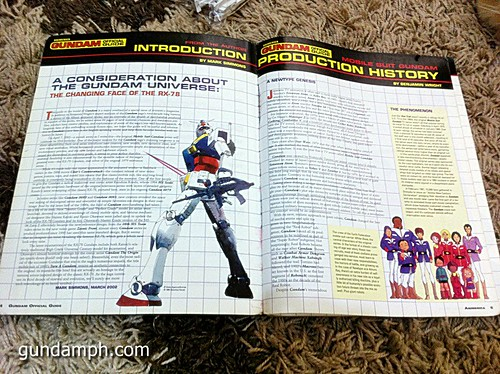 GN Sefer Animerica Gundam Official Guide MSV Collection (4)