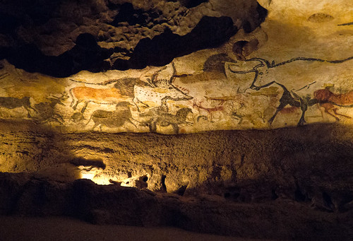 Lascaux II - Hall of The Bulls