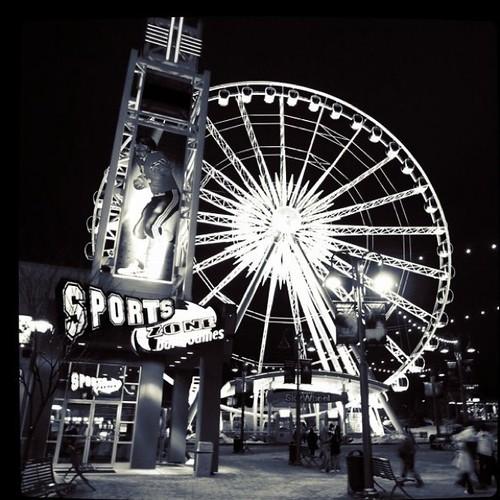 再ボスト祭り! 夜の遊園地 #repostfesww #iphotography #instagram