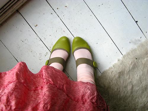 Little pink socks