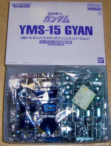 MG2006 {Coating-C3xHobby} - YMS-15 Gyan (1)