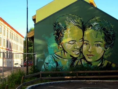 Alice Pasquini - Oslo