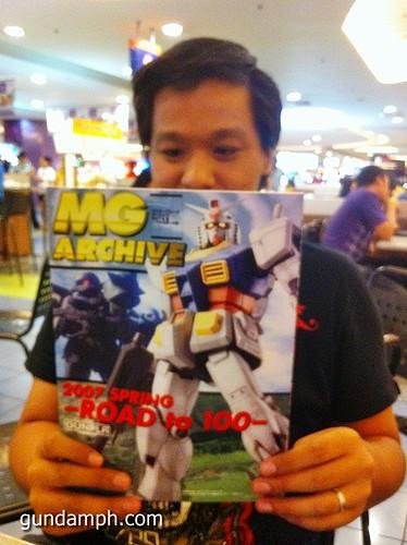 Free SD Astray Red Frame at TK Gundam Detailing Contest Caravan (34)