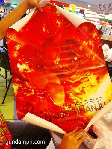 Free SD Astray Red Frame at TK Gundam Detailing Contest Caravan (45)