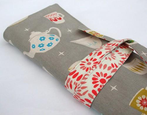 Knitting Needle & tool wrap