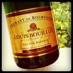 Louis Bouillot NV Brut Grande Reserve Perle de Vigne, Cremant de Bourgogne