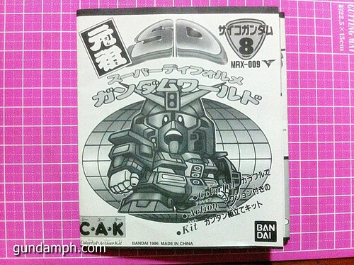 SD Psycho Gundam 1996 version (11)