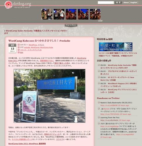 detlog.org スクリーンショット