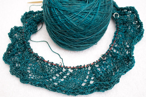 High Seas Shawl