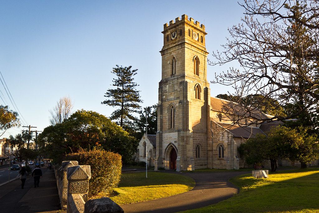 St Judes Church, Randwick