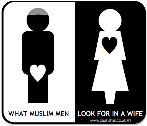 What Muslim Men Look For In A Wife