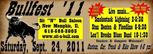Bullfest 9-24-11